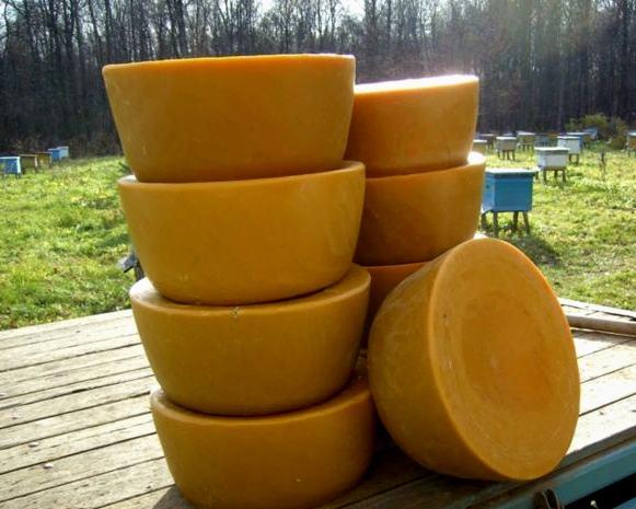 Воск пчелиный очищенный 1 кг